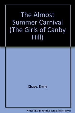 book cover of The Almost Summer Carnival
