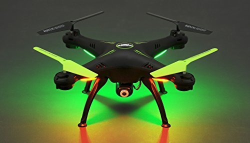 Hero RC XQ6 4 Ch 6-Axis Headless RC Quadcopter Drone RTF 2.4