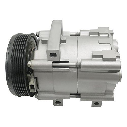 RYC Remanufactured AC Compressor and A/C Clutch EG172