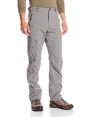 Traverse Insulated Pant (Outdoor Research Men's Prusik Pants, Pewter, 34)