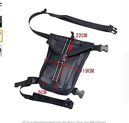 Motorcycle Waterproof Leg Pocket Pocket Mobile Phone for File Package Motorcycle Riding Bag