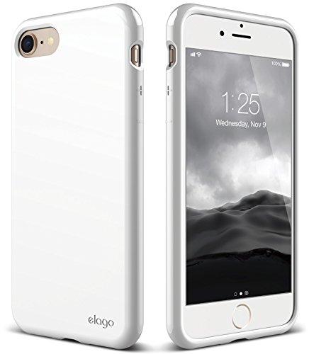 elago iPhone case Cushion White