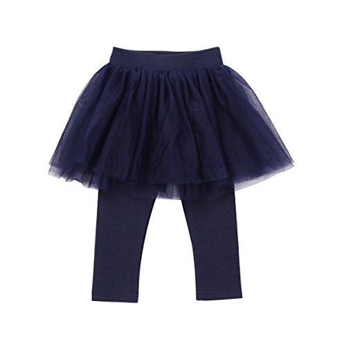 Imcute Kids Baby Girls Cotton Tutu Skirt Leggings Tights Pan