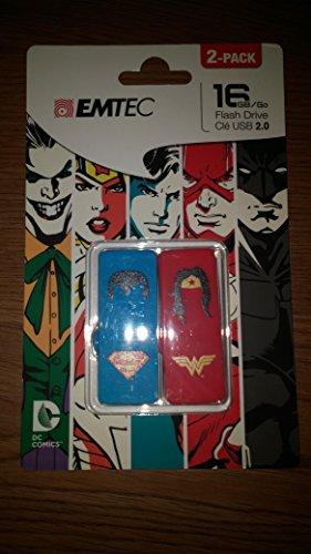 Emtec Flash Drive Super 2 Pack