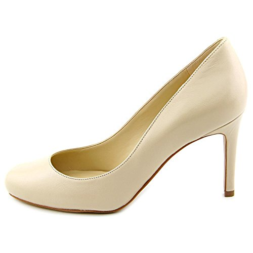 Marc Fisher Womens Universe 2 Leather Closed Toe Classic Pumps Light Natural B5fKOV5CEr