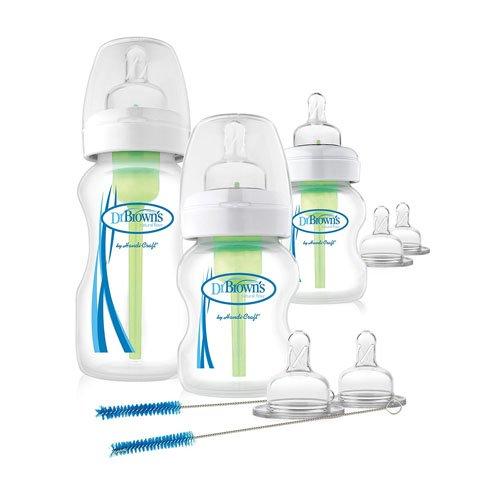 Dr Brown S Options Wide Neck Starter Kit Buy Online In