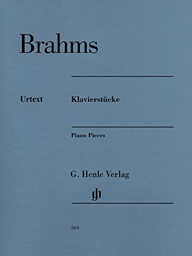 (Piano Pieces Revised Edition)