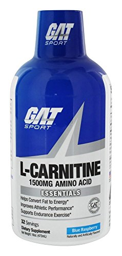 GAT Sport Essentials Liquid L Carnitine, 16oz