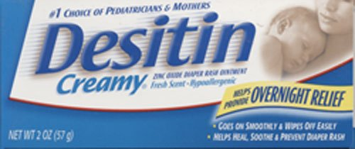 Desitin Rapid Relief Diaper Cream product image