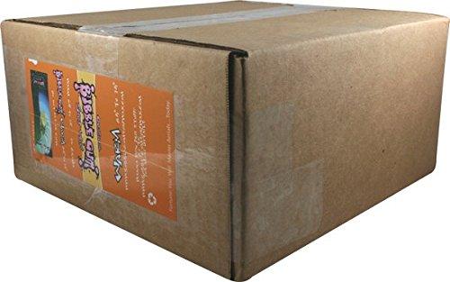 Bubble Gum Original Surf Wax WARM (64¡- 74¡) Case of 84 by Bubble Gum