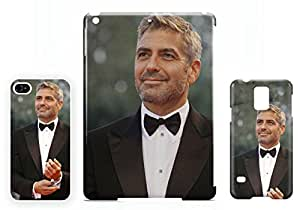 George Clooney B Samsung Galaxy S6 EDGE PLUS Fundas del teléfono móvil de calidad