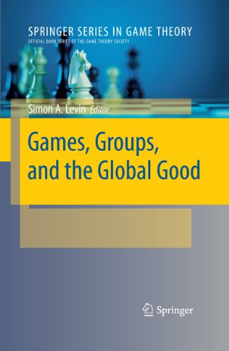 Download Games, Groups, and the Global Good (Springer Series in Game Theory) Pdf