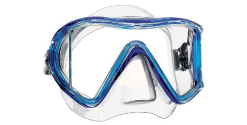 Mares i3 Mask with Side Windows Blue (411040)
