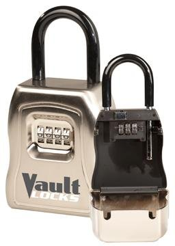 Vault Locks 5500 Key Storage Box With Seperate Locking Shackle Set-your-own Combination (Master Lock 5400d compare prices)