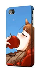 S1785 Spice and Wolf Horo Case Cover For IPHONE 5C