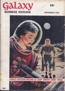 (GALAXY Science Fiction: November, Nov. 1950 (