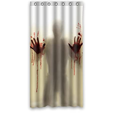 Funny Novelty Shower Curtain