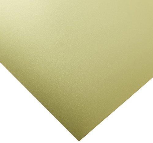 K & S PRECISION METALS 258 BRS Shim Metal ASSTD (Brass Shim)