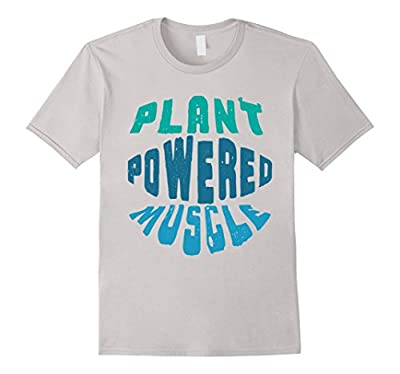 Plant Powered Muscle T-Shirt