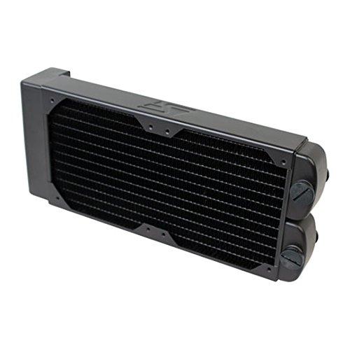 Swiftech MCR220-QP-K ''Quiet Power'' Radiator 240, 120mm x 2, Dual Fan by Swiftech (Image #1)