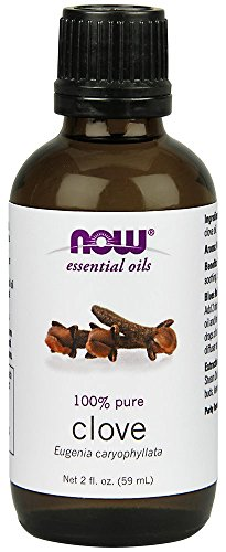NOW Clove Oil, 2 -Ounce