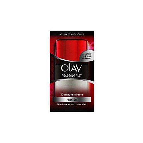 オーレイリジェネスーパー10分の奇跡顔の保湿剤(50ミリリットル) x2 - Olay Regenerist Super 10 Minute Miracle Facial Moisturiser (50ml) (Pack of 2) [並行輸入品] B071V7BZNB