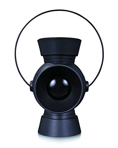 DC Collectibles 1:1 Scale Black Lantern Power Battery and Ring Prop Replica ()