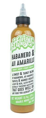 Habanero and Aji Amarillo Humble House