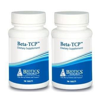 Beta-tcp 180t - Biotics (2 Pack)