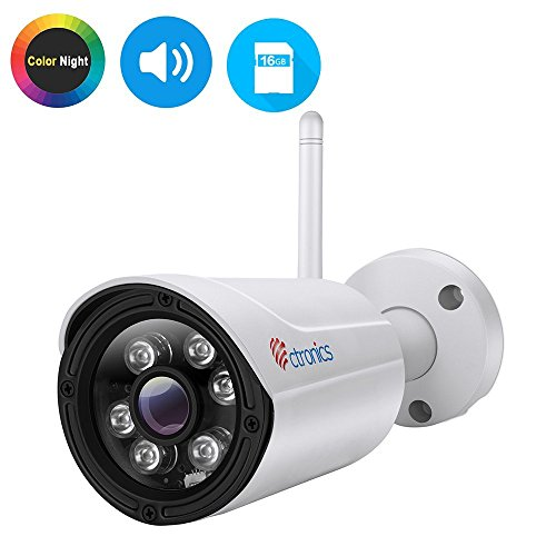 720p hd ir pc bullet camera - 5