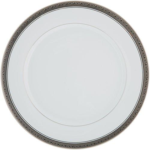Noritake Crestwood Platinum Dinner Plate
