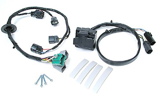 Atlantic British Trailer Wiring Kit (YWJ500170) for Range Rover Sport by Atlantic British Ltd.