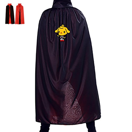 Homemade Sheep Fancy Dress Costumes (Little Sheep Prince Reversible Halloween Cape Vampire's Cowl 55(in))