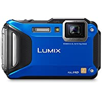 Panasonic DMC-TS6A LUMIX WiFi Enabled Tough Adventure Camera (Blue) Basic Intro Review Image