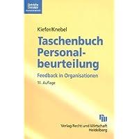 Taschenbuch für Personalbeurteilung. Mit Beurteilungsbogen aus der Praxis