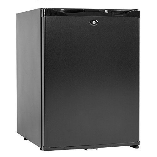 Smad Mini Fridge with Lock Compact Refrigerator for Dorm Office Bedroom No...