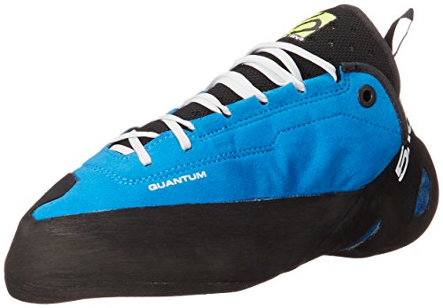 Five Ten Men's Quantum Climbing Shoe Shock Blue/Solar Yellow liT747zXJ