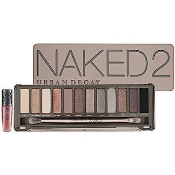 Naked2 Has 12 Pigment-rich, Taupe and Greige Neutral Eyeshadows, Including Five New Shades. by URBAN DECAY