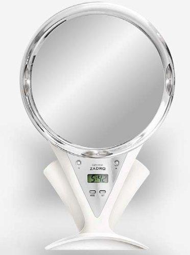 Zadro Led Lighted Shower Mirror - 9