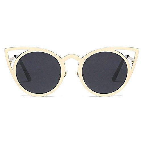 Peggy C2 Mujer Eyes para Playa Vacaciones de UV Conducir Verano Gafas Graceful Sol Cat protección de Gu aUwPrqa