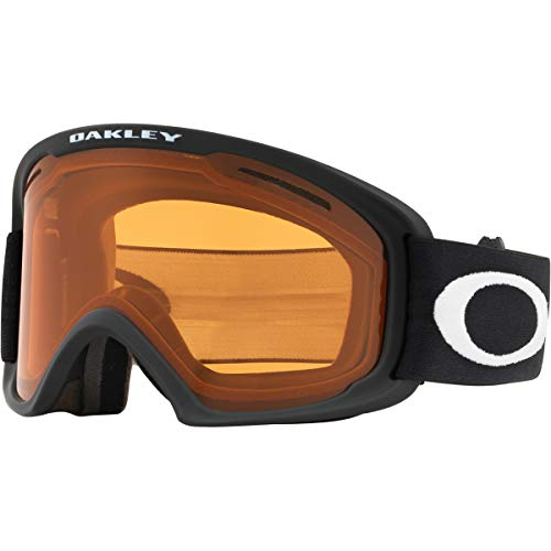 Oakley O Frame 2.0 Snow Goggle, Matte Black, Medium, Persimmon Lens (Ski O Oakley Frame Goggles)