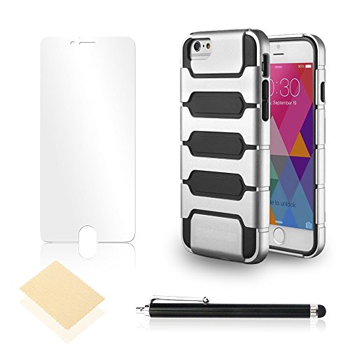 apple-iphone-6-plus-6s-screen-protector-pen-double-thick-tpu-with-grill-pattern-3h-case-cover-dark-b