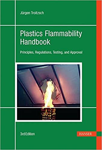 Plastics Flammability Handbook 3E: Principles, Regulations, Testing, and Approval