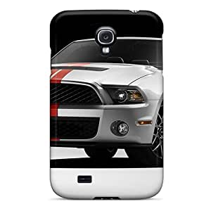 Tpu YmV12880Iwln Case Cover Protector For Galaxy S4 - Attractive Case