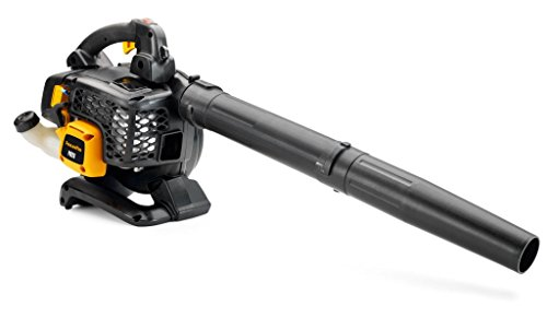 Poulan Pro PRB26, 25cc 2-Cycle Gas 470 CFM 200 MPH Handheld Leaf Blower (Best Gas Powered Leaf Blower)