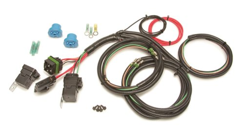 - Painless 30816 Headlight Relay Conversion Harness (Late Style/9004 & 9007 Bulb)