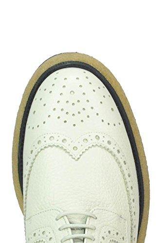 PALOMA BARCELÓ Stringate Donna MCGLCAB02052I Pelle Bianco