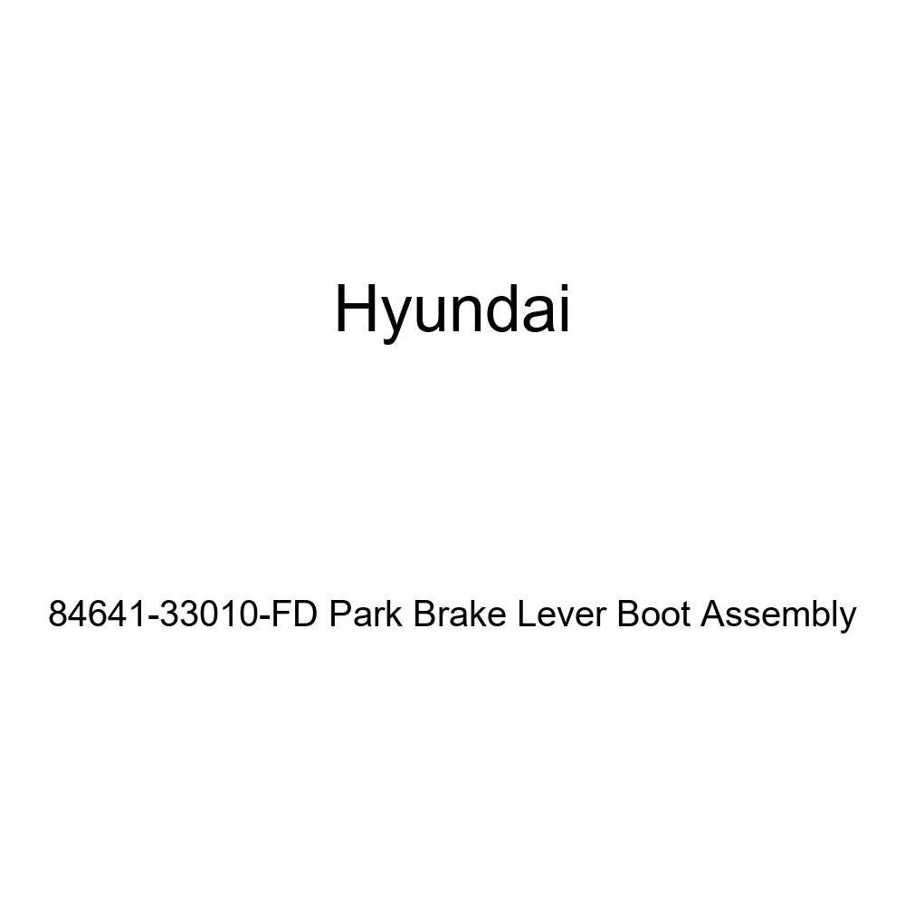 Genuine Hyundai 84641-33010-FD Park Brake Lever Boot Assembly
