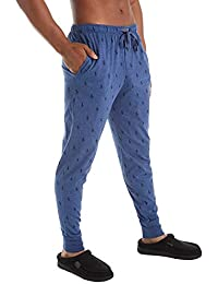 Mens All Over Pony Player Knit Jogger