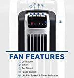 Lasko 2511 36″ Tower Fan with Remote Control